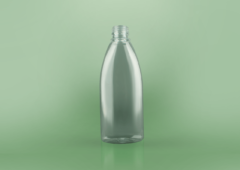 Бутылка для моющего средства